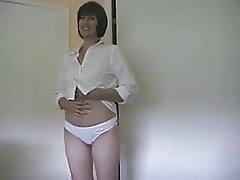 Jane pani prírodné nohavičky
